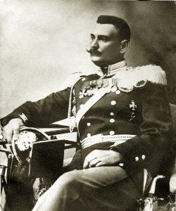Русский генерал, кабардинец Константин Николаевич Хагондоков